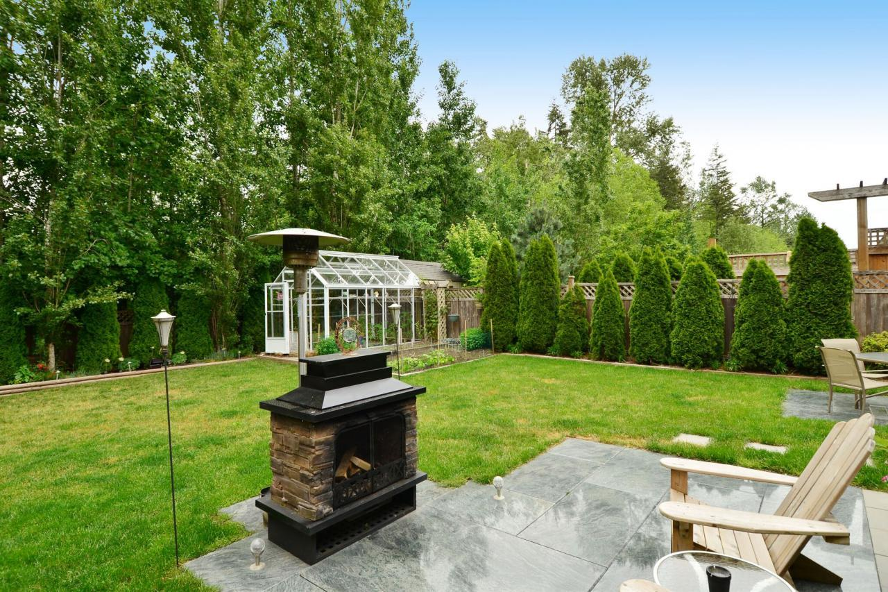 backyard2 at 17167 65 Avenue, Cloverdale BC, Cloverdale