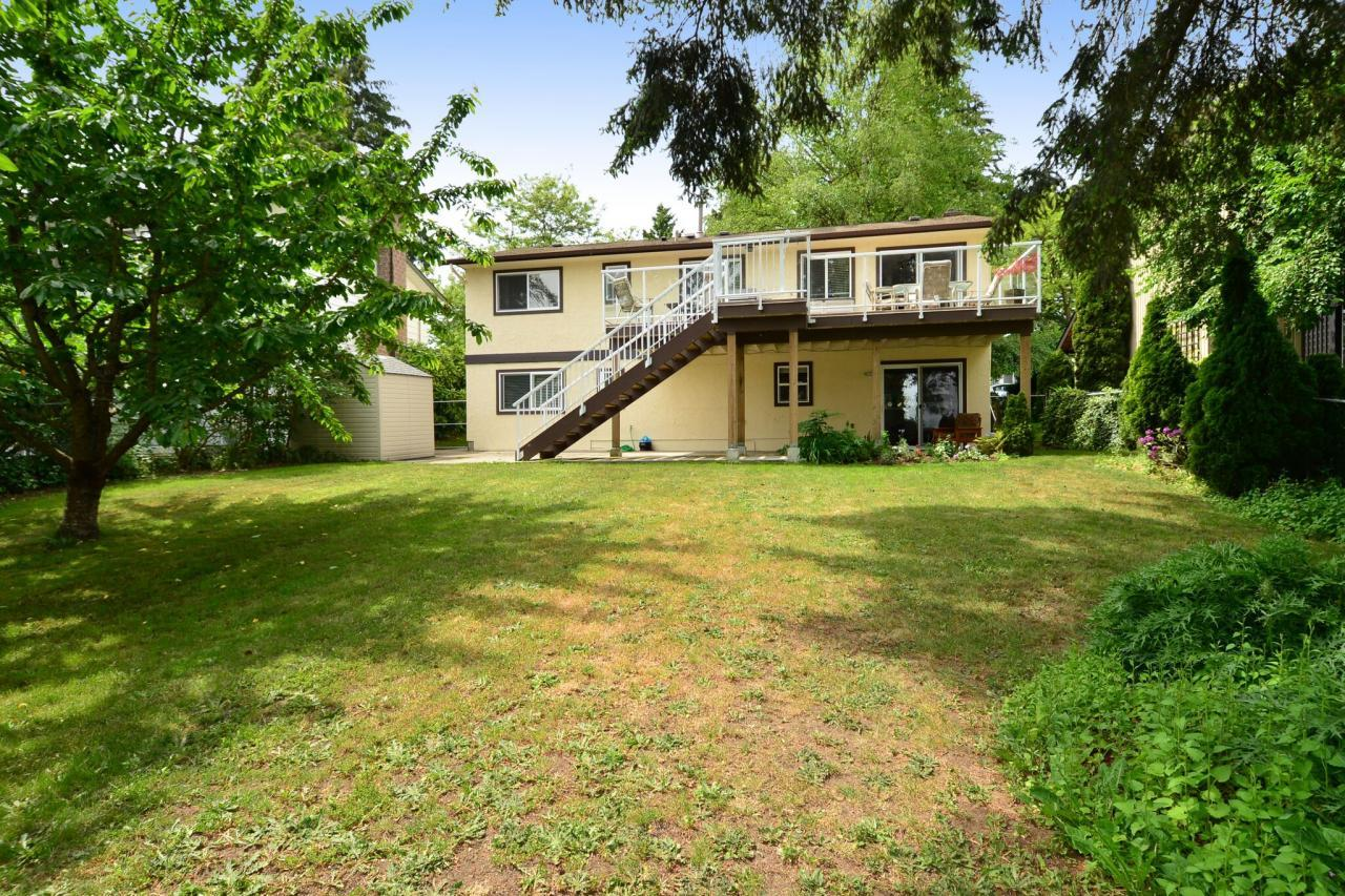 back-of-home at 2214 153a Street, King George Corridor, South Surrey White Rock
