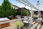 backyard at 3504 154 Street, Morgan Creek, South Surrey White Rock