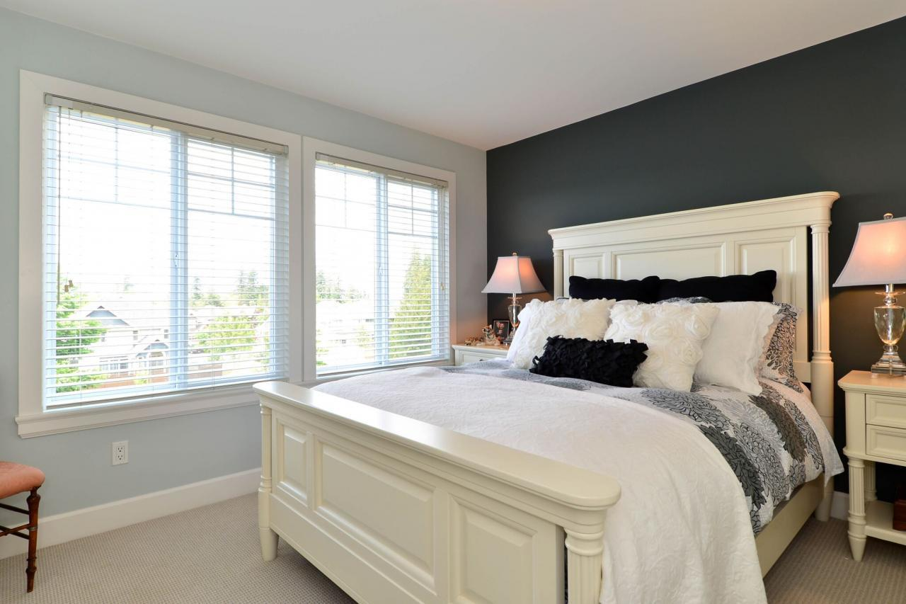 bedroom at 3504 154 Street, Morgan Creek, South Surrey White Rock