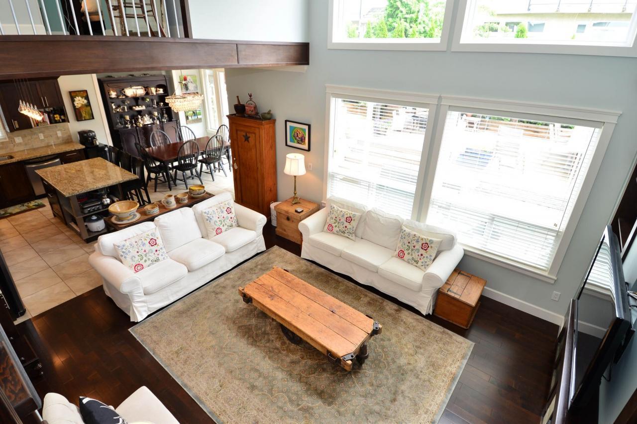 living-view at 3504 154 Street, Morgan Creek, South Surrey White Rock
