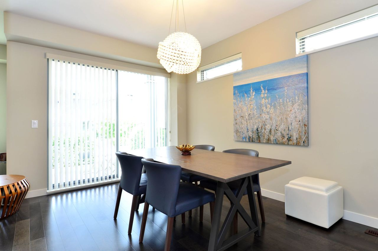 dining at 37 - 2603 162 Street, Grandview Surrey, South Surrey White Rock
