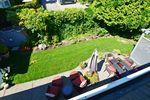 backyard at 12779 24 Avenue, Crescent Bch Ocean Pk., South Surrey White Rock