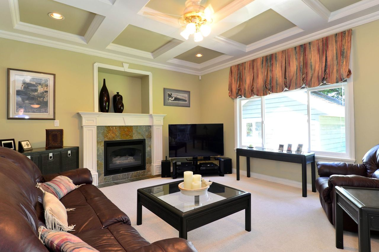 family-room at 12779 24 Avenue, Crescent Bch Ocean Pk., South Surrey White Rock