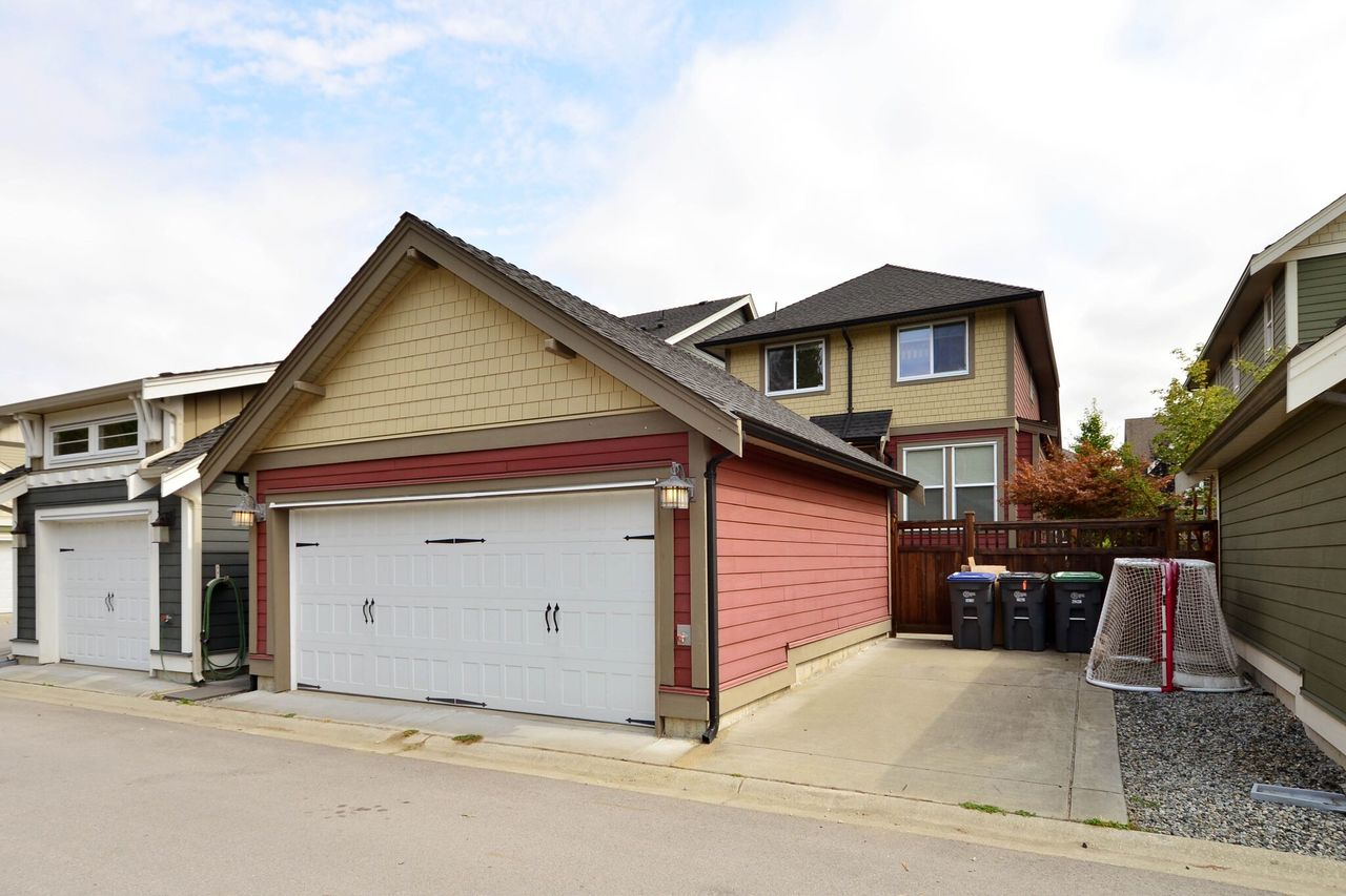 back-garage at 165 172a Street, Pacific Douglas, South Surrey White Rock