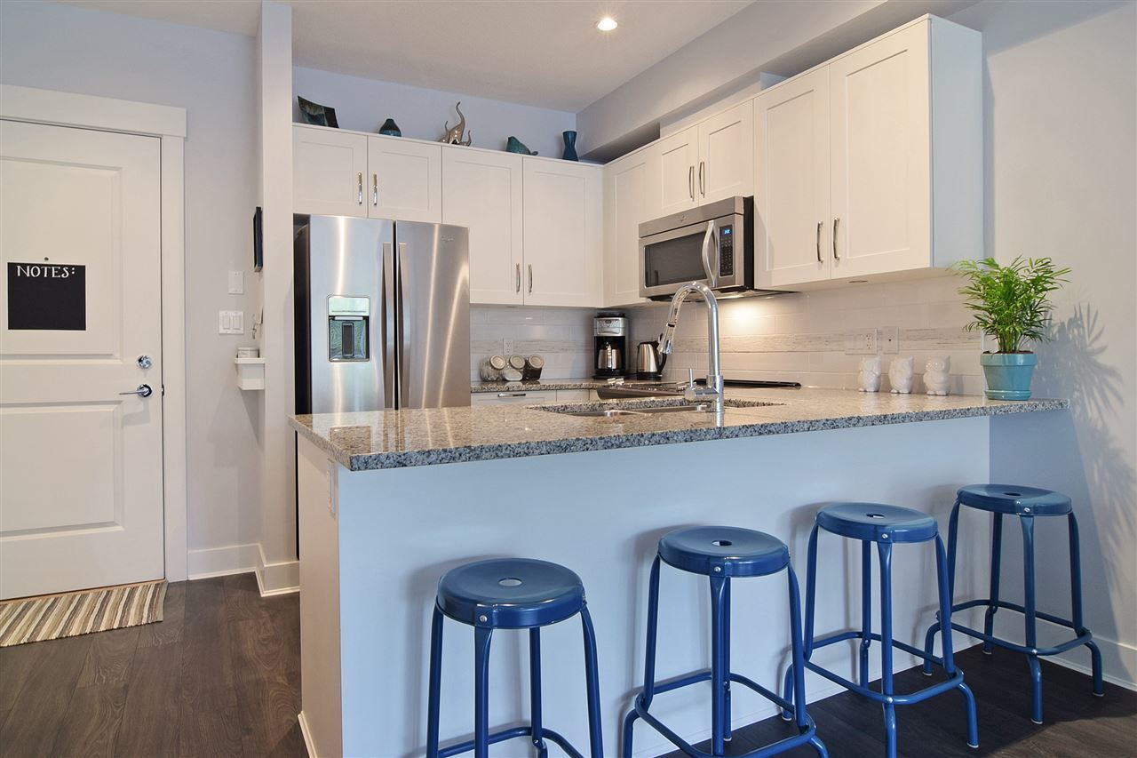 kitchen-use at 222 - 20728 Willoughby Town Centre Drive , Willoughby Heights, Langley