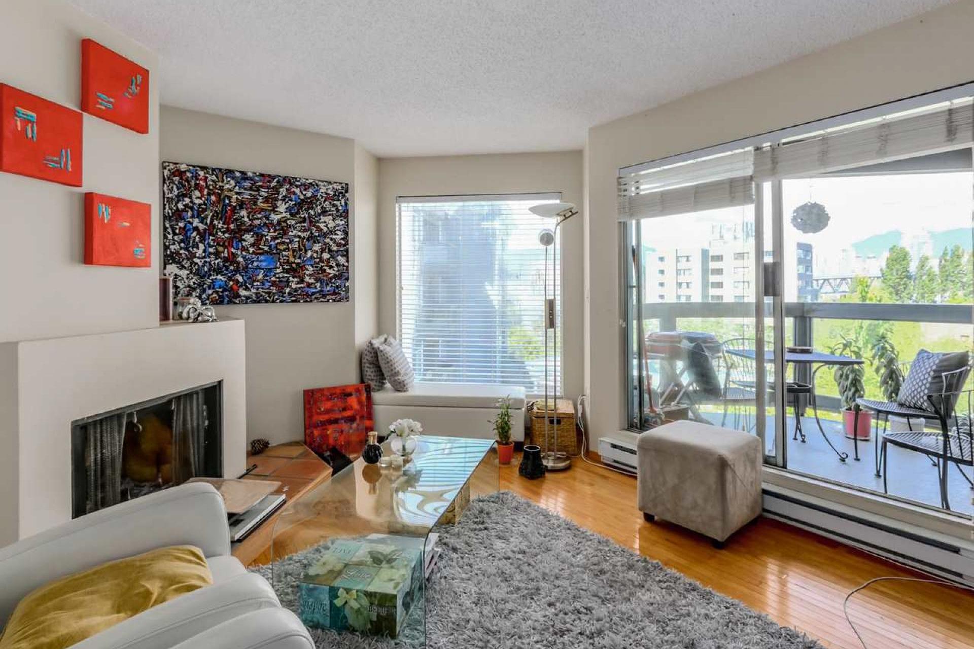 302 - 1355 W 4th Avenue, False Creek, Vancouver West