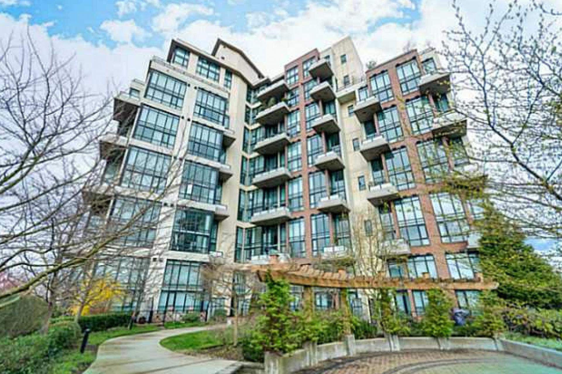 601 - 7 Rialto Court, Quay, New Westminster