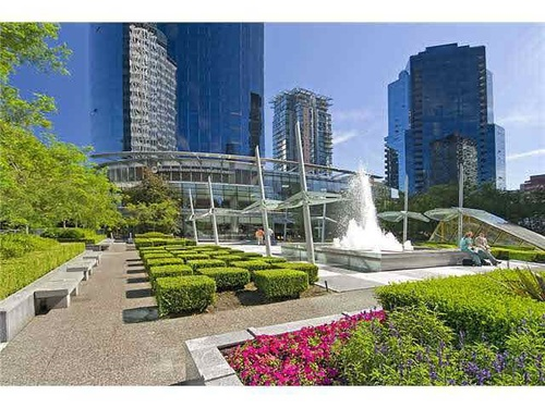 07 at 902 - 1050 Burrard Street, Downtown VW, Vancouver West