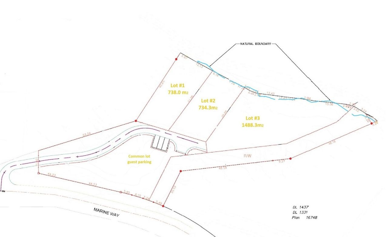 3-lot-site-layout-smaller at  Waterfront Lot #1,