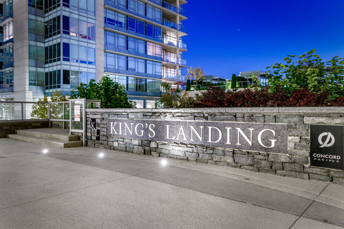 photo-03 at 603 - 428 Beach Crescent, Yaletown, Vancouver West