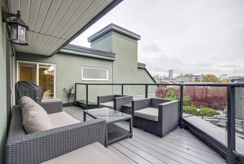 15 at 401 - 1925 2nd Avenue, Kitsilano, Vancouver West