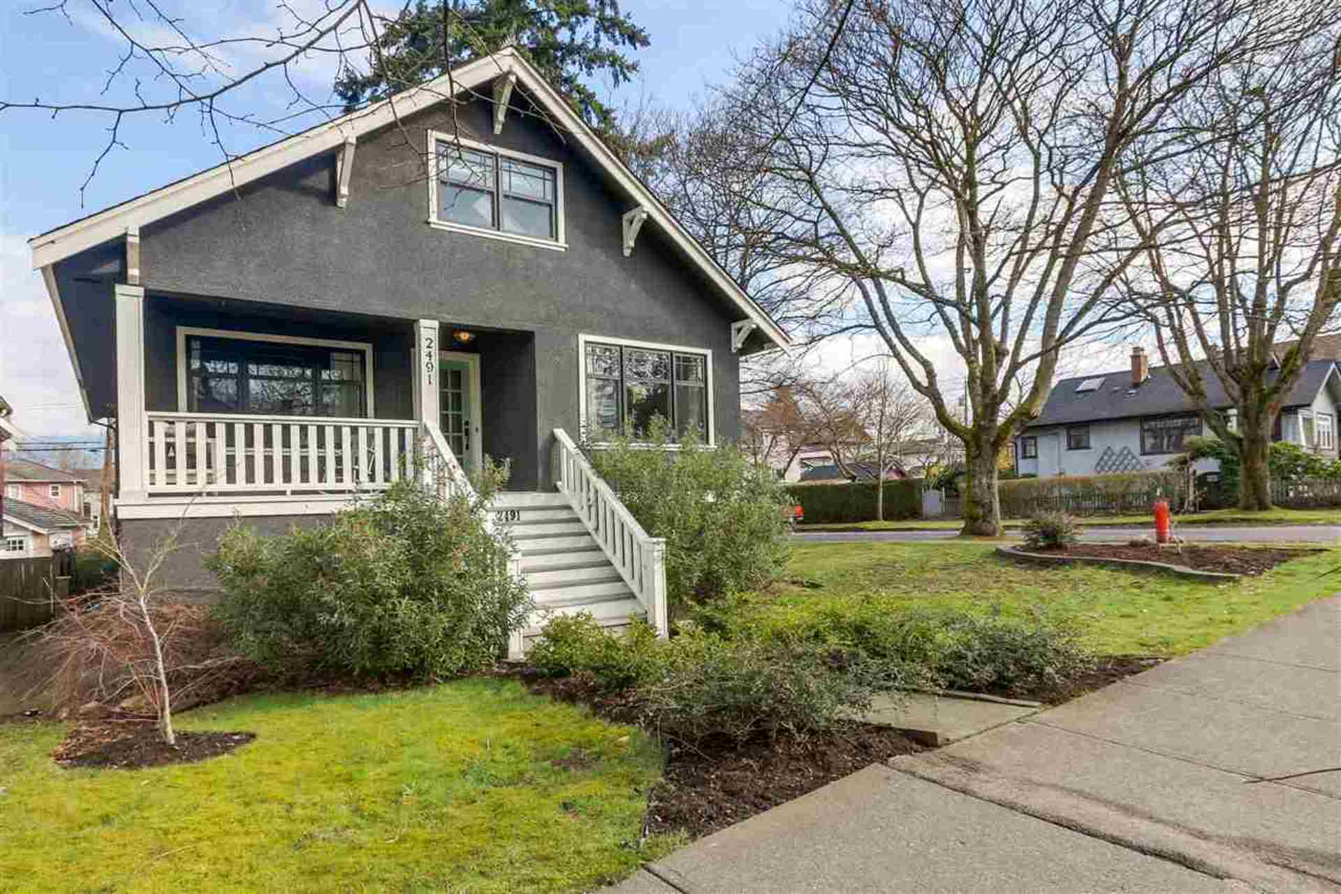2491 Pandora Street, Hastings East, Vancouver East