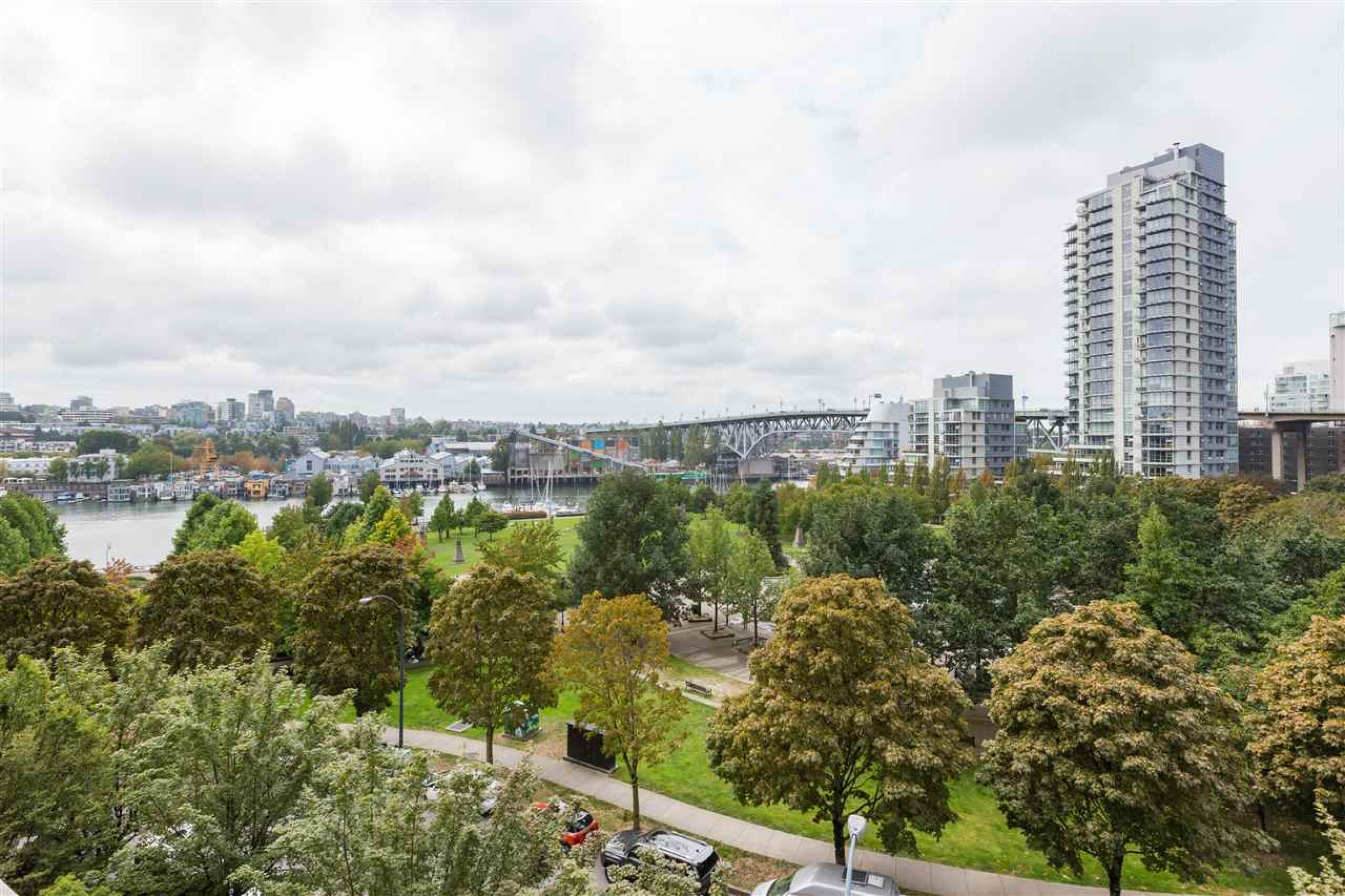706 - 455 Beach Crescent, Yaletown, Vancouver West