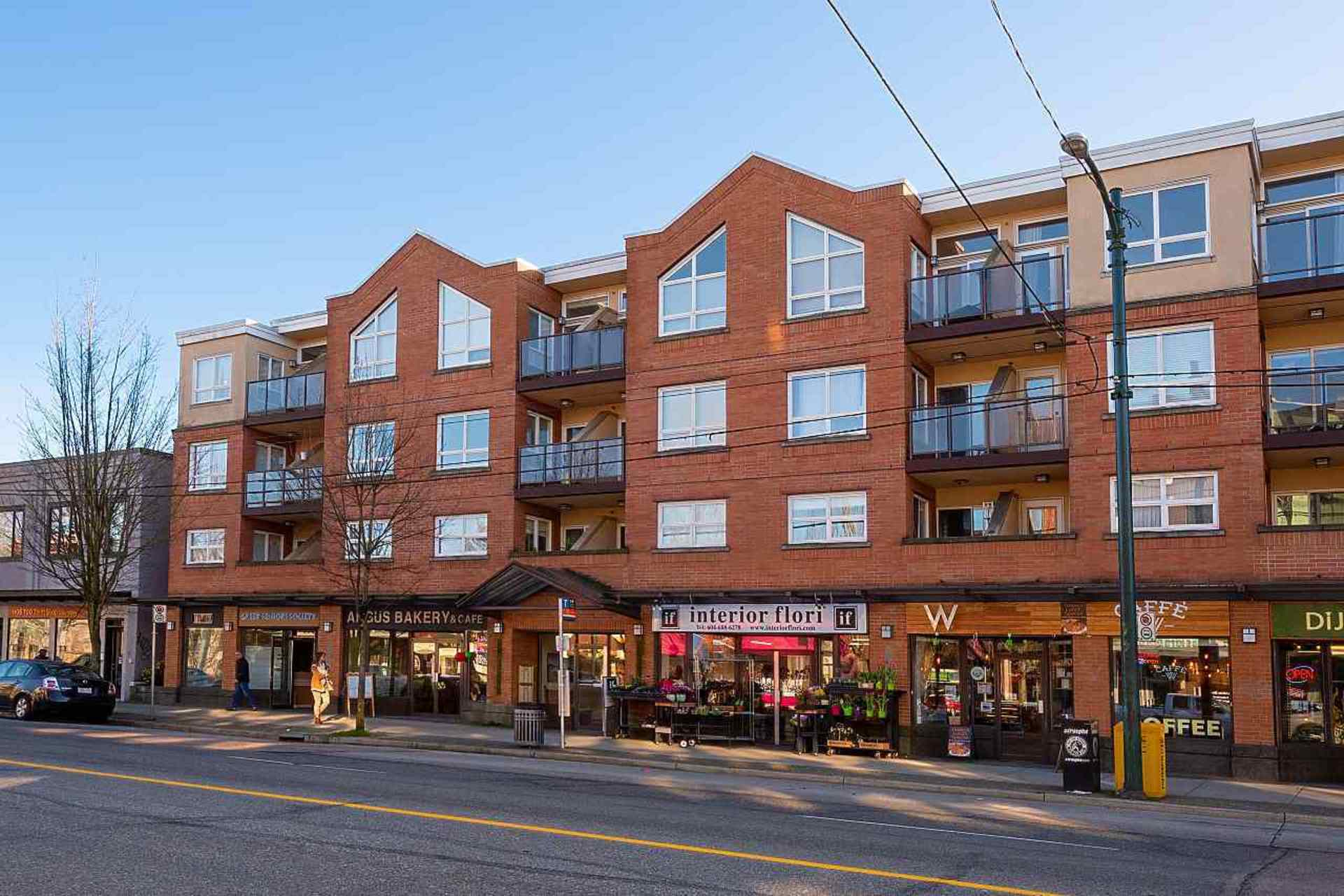 312 - 3638 W Broadway, Kitsilano, Vancouver West