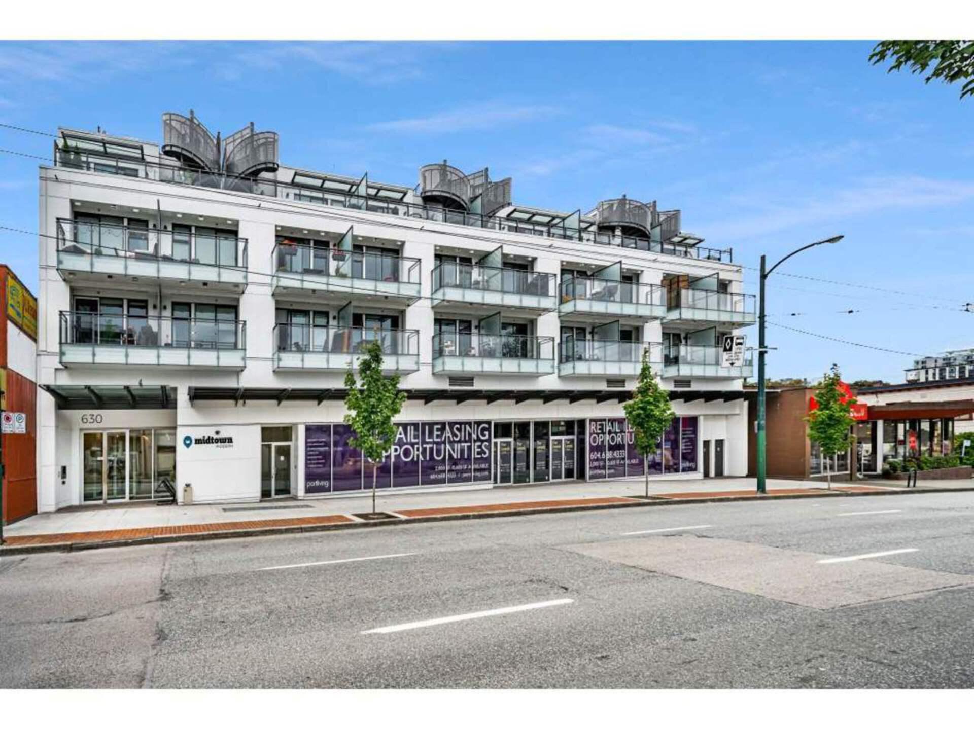 307 - 630 E Broadway, Mount Pleasant VE, Vancouver East