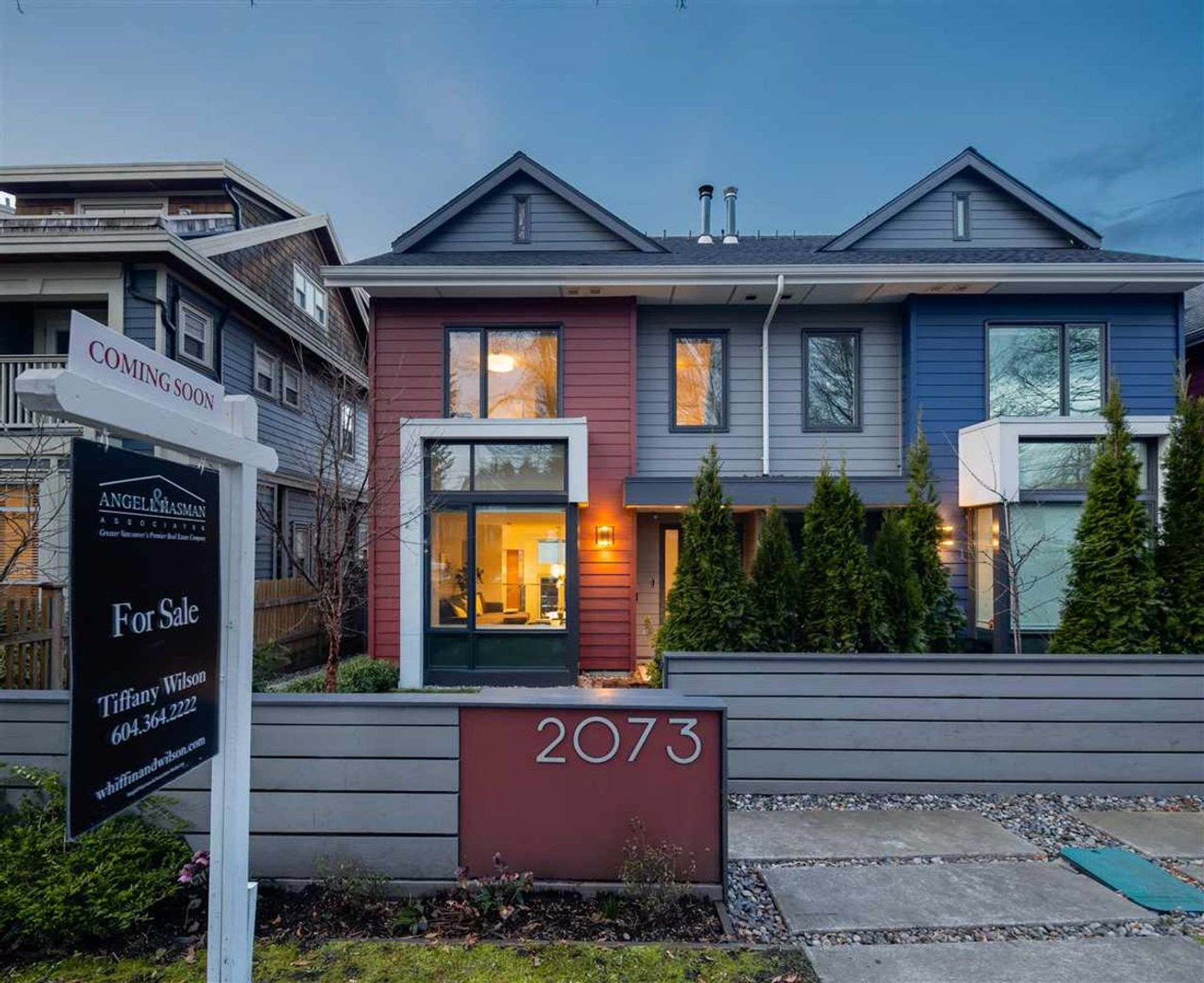 2073 E Pender Street, Hastings, Vancouver East