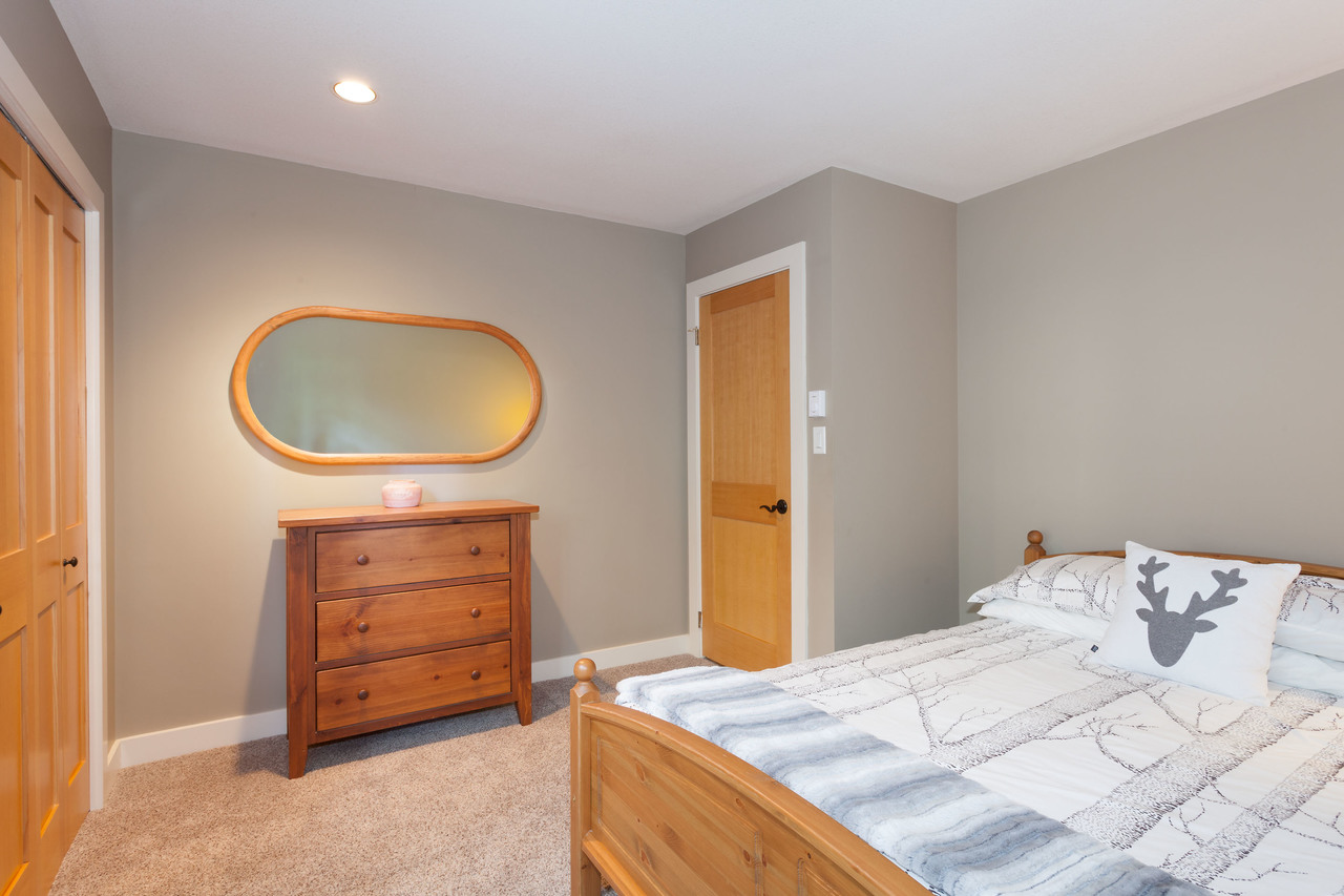 2112 7 Nordic Drive Bedroom at 7 - 2112 Nodric Drive, Nordic, Whistler