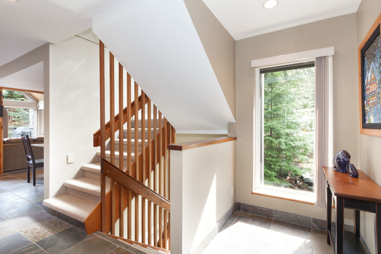 2112 7 Nordic Drive Stairway at 7 - 2112 Nodric Drive, Nordic, Whistler