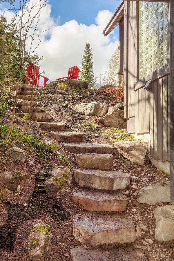 2112 7 Nordic Drive Stone Walkway  at 7 - 2112 Nodric Drive, Nordic, Whistler
