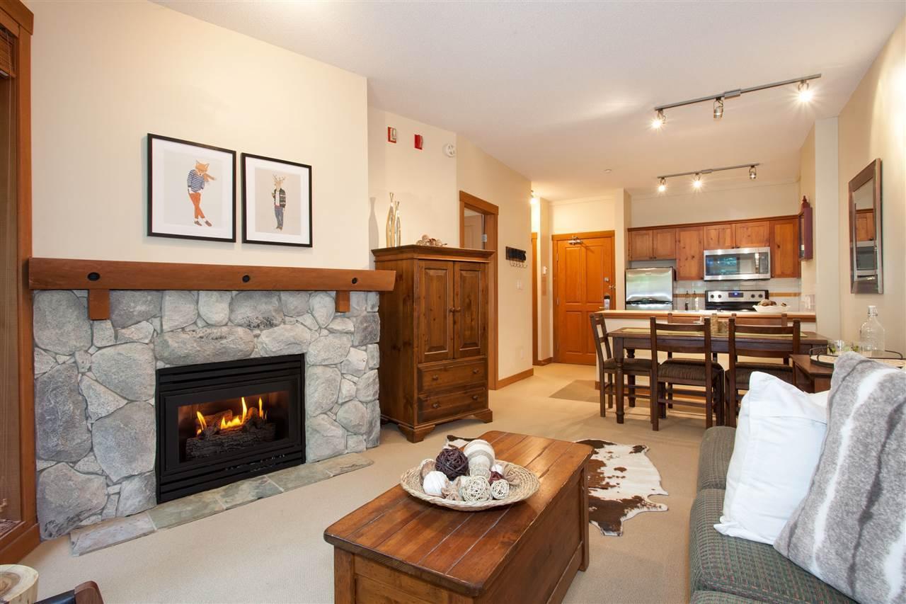 4660 216 Blackcomb Way Living at 216 - 4660 Blackcomb Way, Benchlands, Whistler