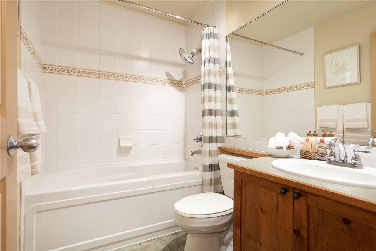 4660 216 Blackcomb Way Bathroom at 216 - 4660 Blackcomb Way, Benchlands, Whistler