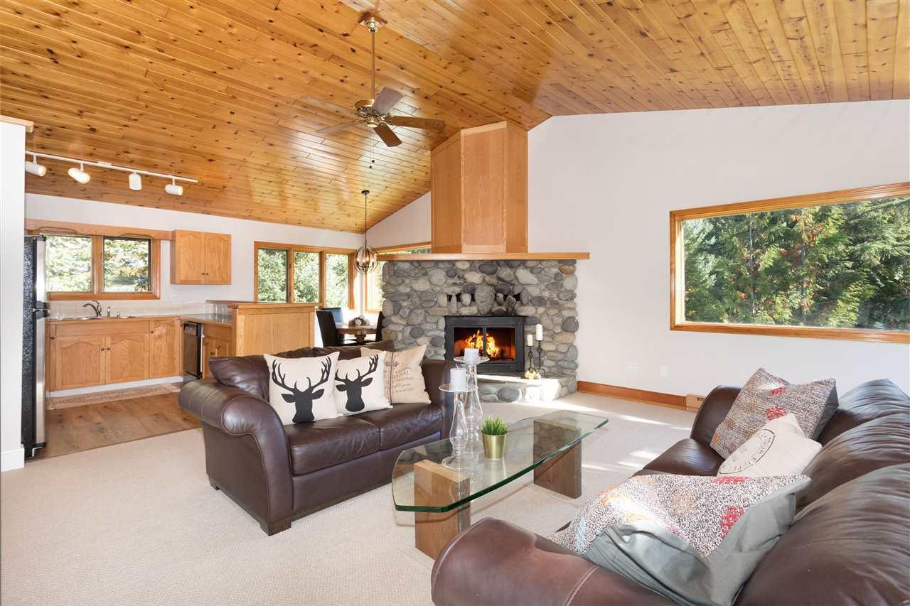 6355 Easy Street, Whistler Cay  Living Room at 6355 Easy Street, Whistler Cay Estates, Whistler
