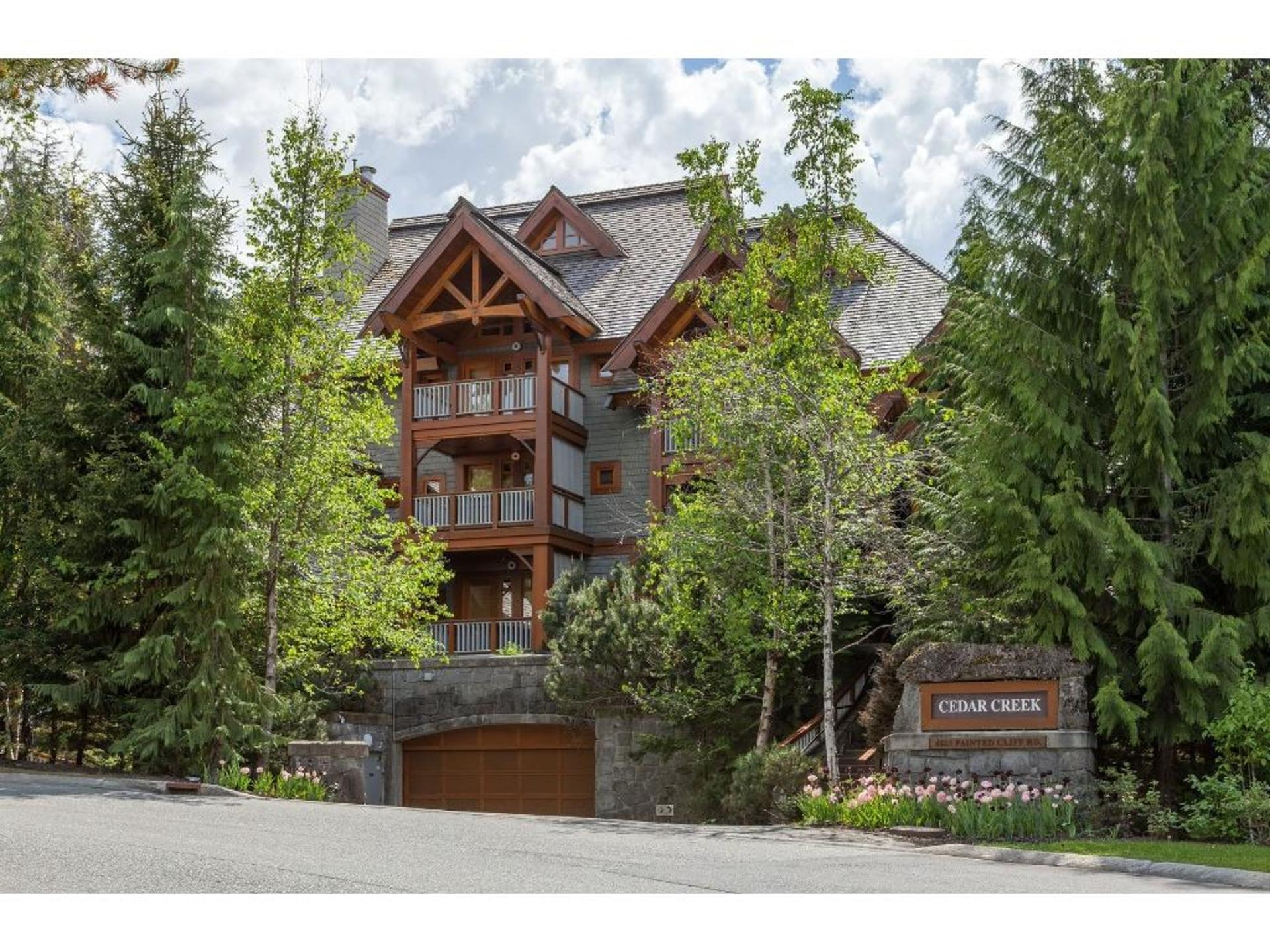 4883 Painted Cliff Road, Benchlands, Whistler