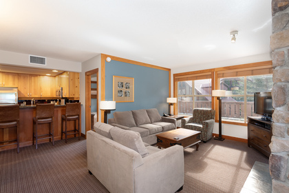at 201C - 2036 London Lane, Whistler Creek, Whistler