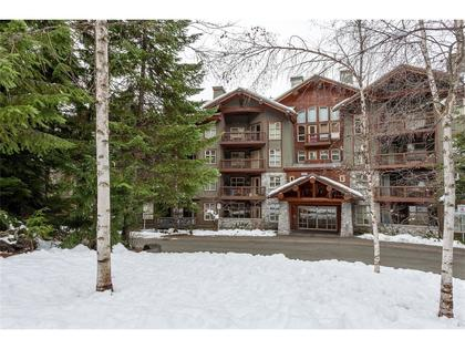 at 202 - 4660 Blackcomb Way, Benchlands, Whistler