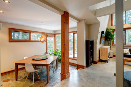 Dining Room at 9287 Emerald Drive, Emerald Estates, Whistler