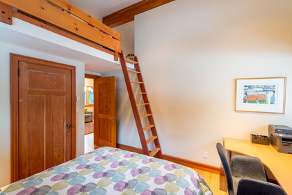 Bedroom at 9287 Emerald Drive, Emerald Estates, Whistler