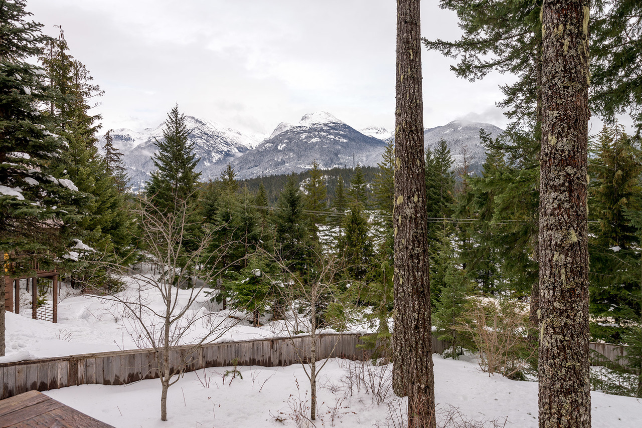 View at 9287 Emerald Drive, Emerald Estates, Whistler