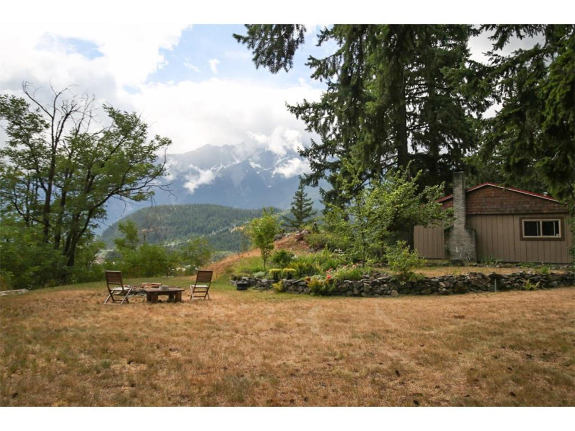 new-house at 1370 Fernwood Drive, Pemberton