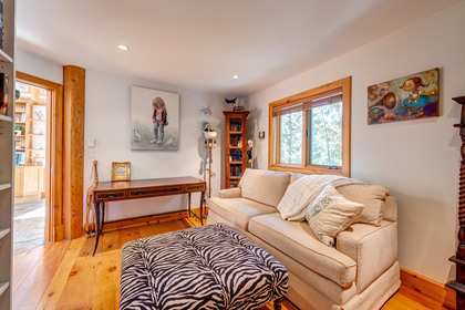 Reading Den at 2745 Millar's Pond Crescent, Bayshores, Whistler