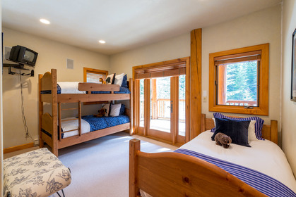 Bedroom at 2745 Millar's Pond Crescent, Bayshores, Whistler