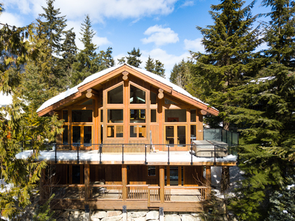 Exterior at 2745 Millar's Pond Crescent, Bayshores, Whistler