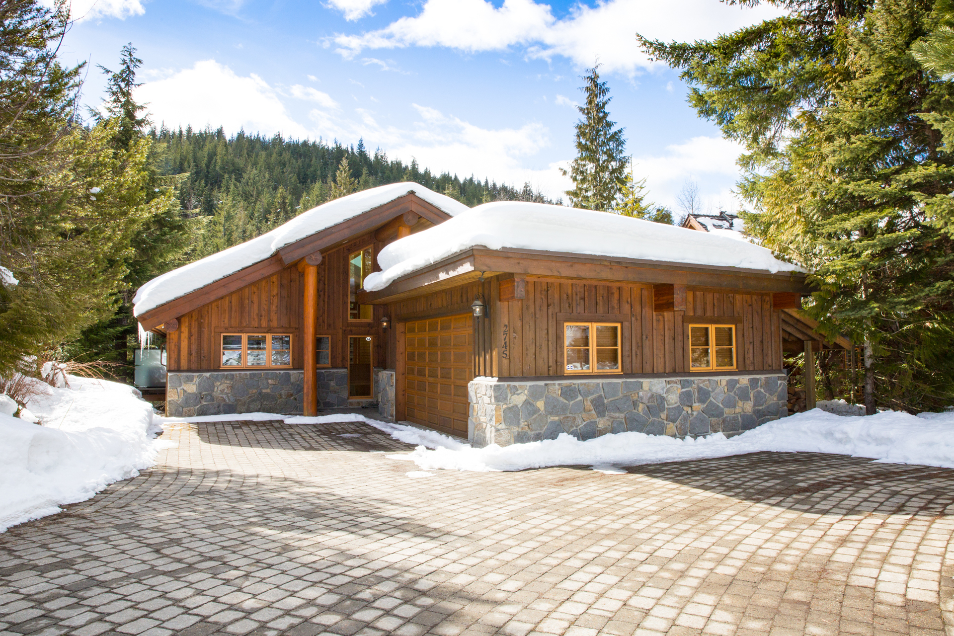 Welcome Home at 2745 Millar's Pond Crescent, Bayshores, Whistler