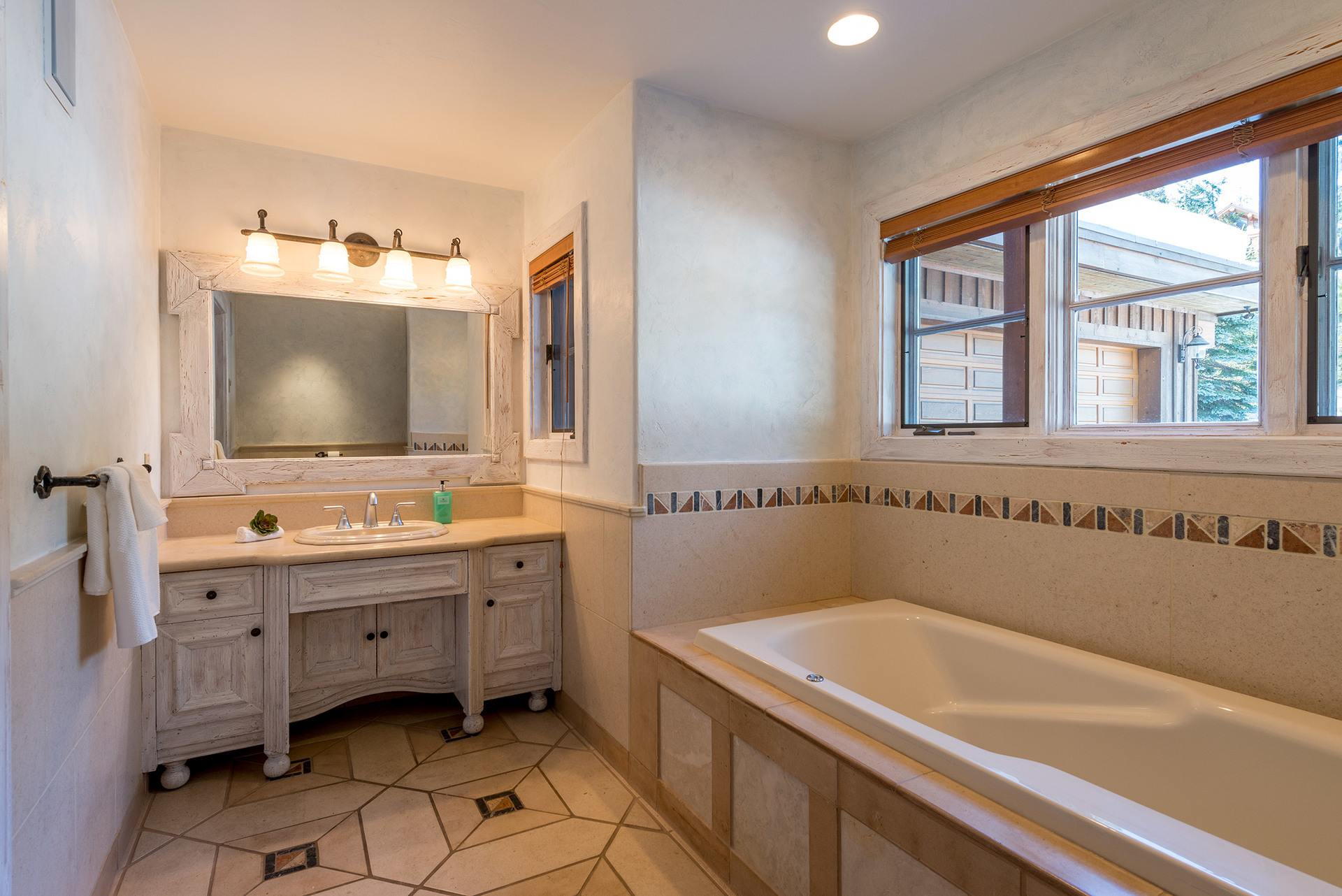 Master Bath at 2745 Millar's Pond Crescent, Bayshores, Whistler