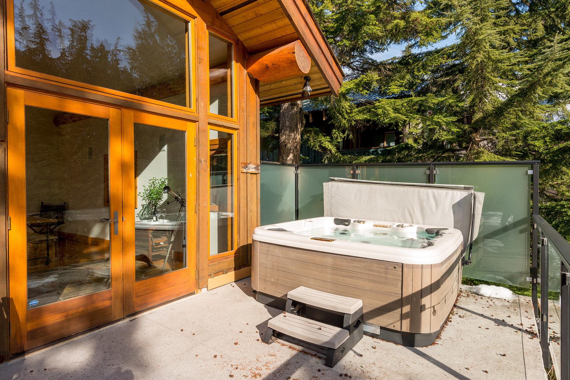 Sundeck at 2745 Millar's Pond Crescent, Bayshores, Whistler