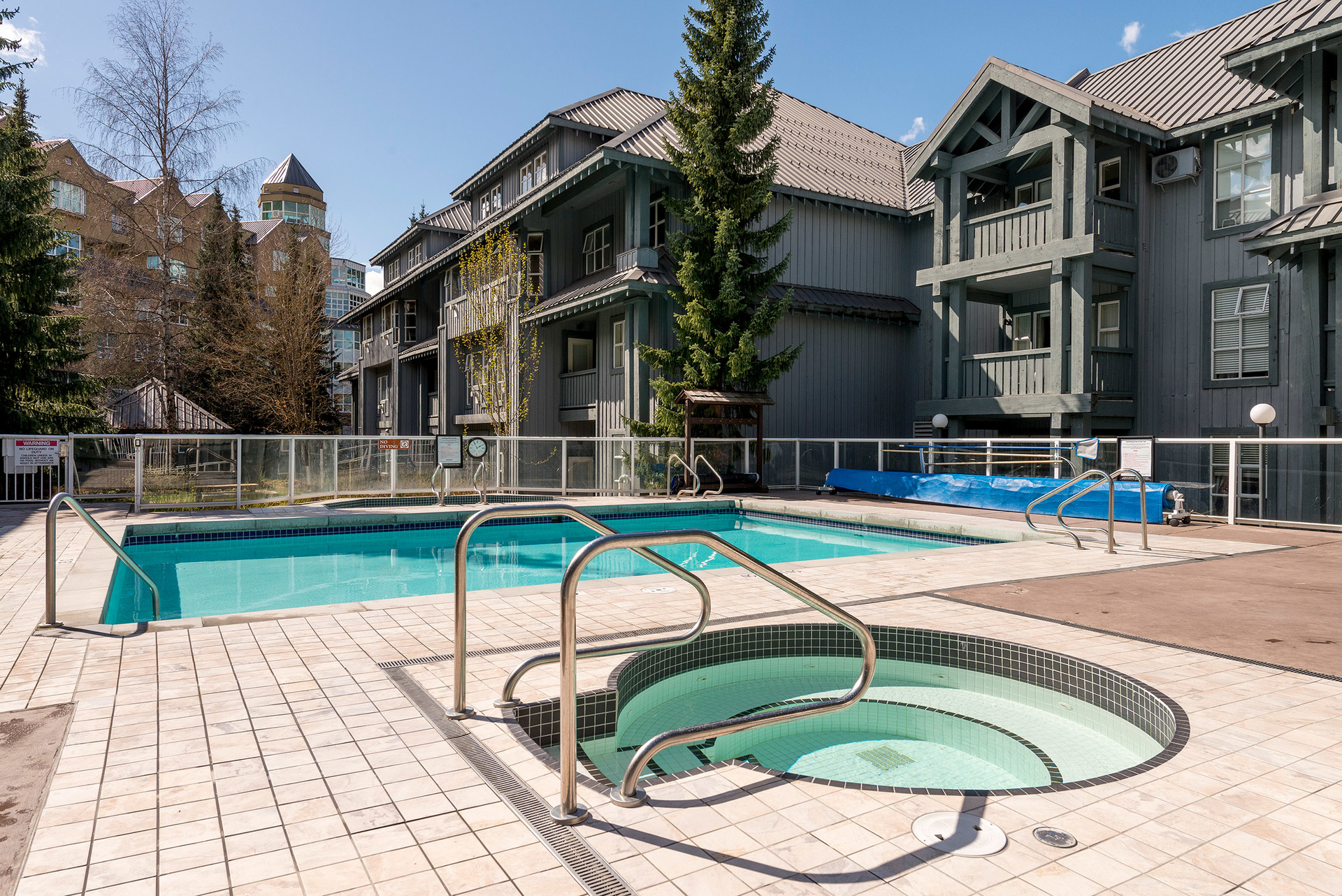 at 337 - 4573 Chateau Boulevard, Benchlands, Whistler