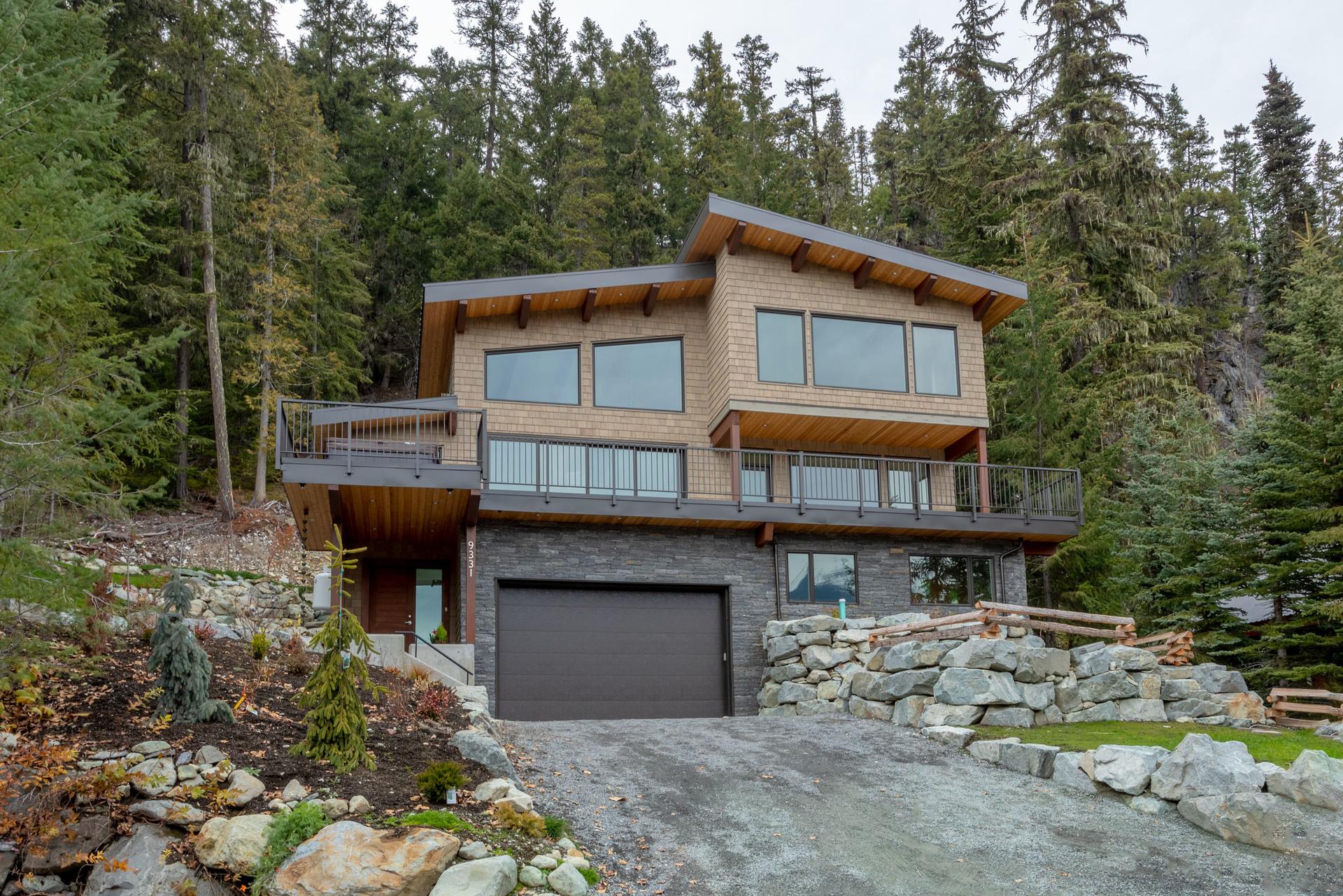 9331 Emerald Drive - Exterior at 9331 Emerald Drive, Emerald Estates, Whistler