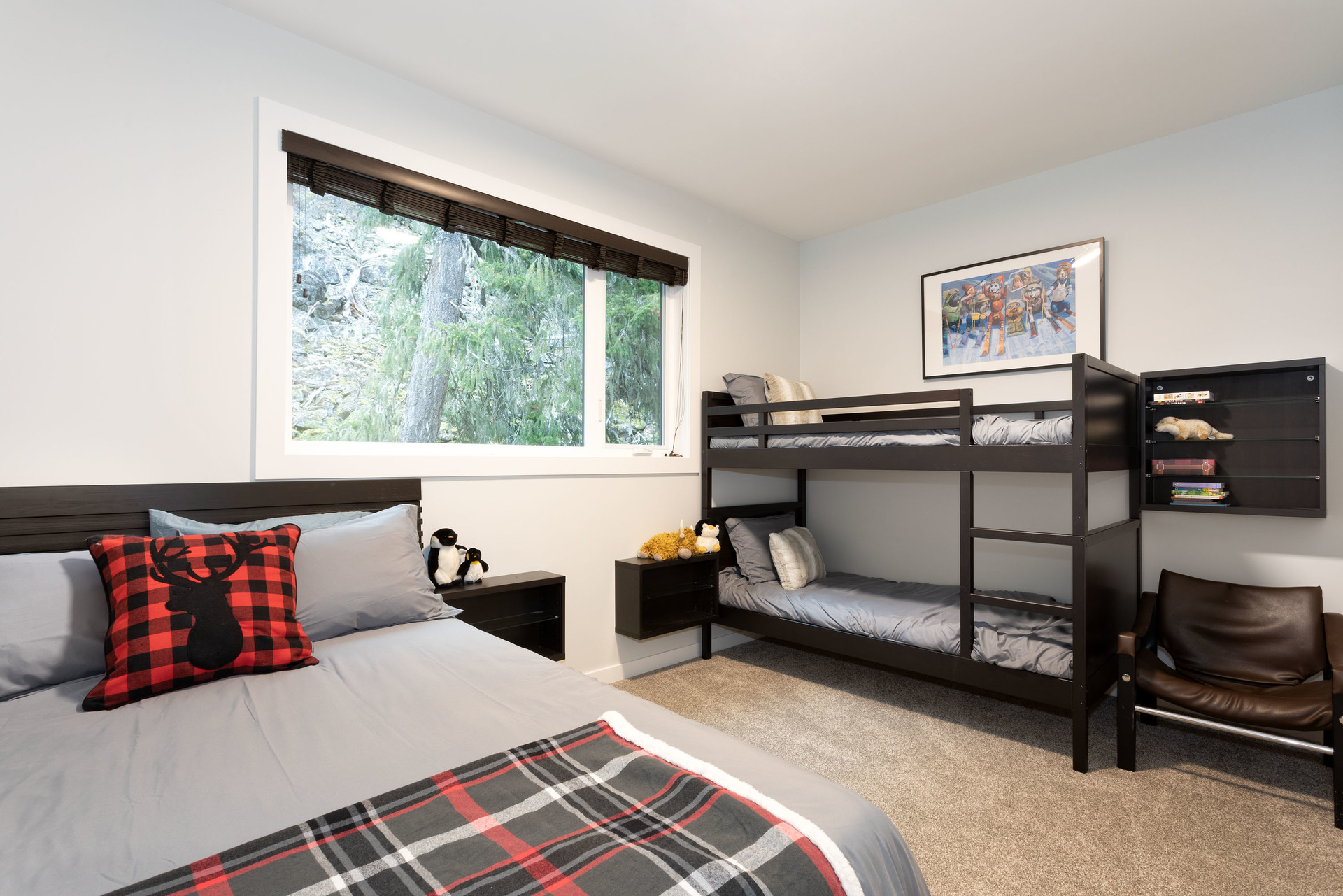 Bedroom at 9331 Emerald Drive, Emerald Estates, Whistler