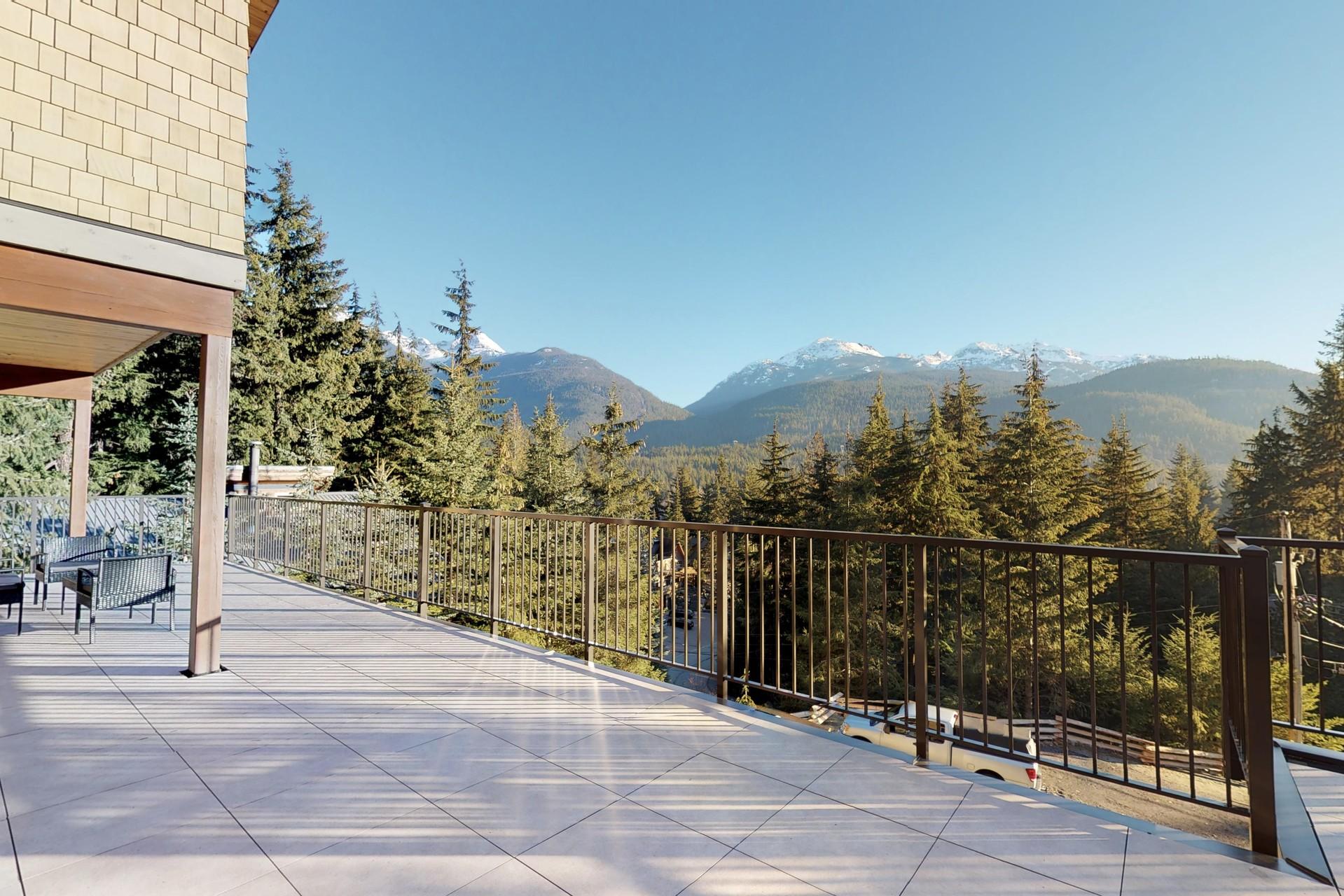 View at 9331 Emerald Drive, Emerald Estates, Whistler
