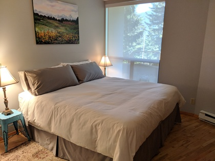 Bedroom at 102 - 4809 Spearhead Drive, Benchlands, Whistler