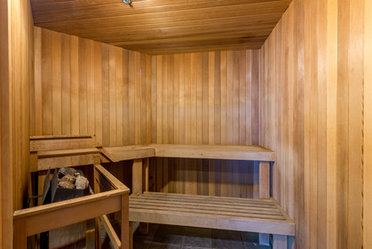Sauna at 102 - 4809 Spearhead Drive, Benchlands, Whistler