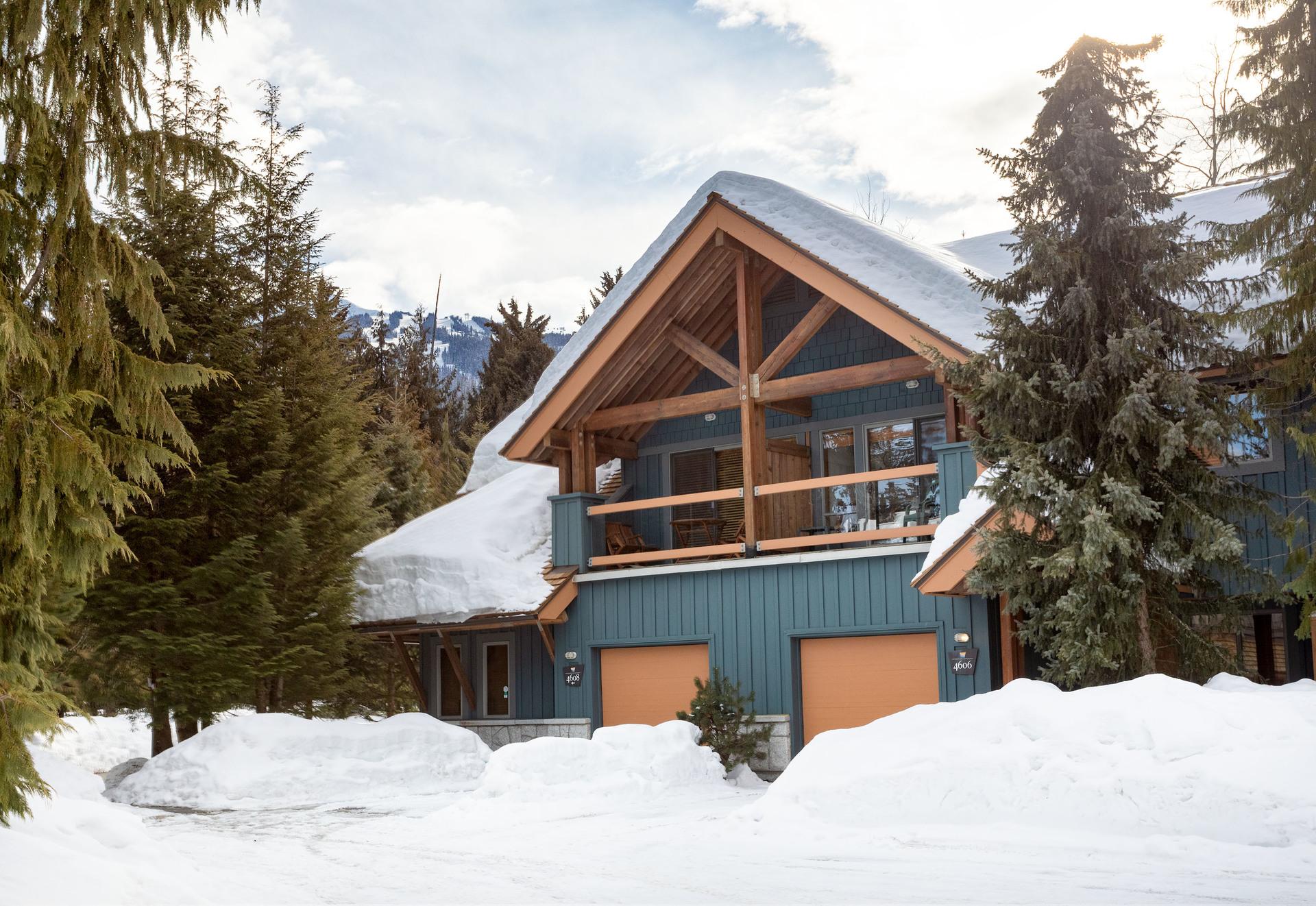 4606 Montebello Place at 4606 Montebello Place, Whistler Village, Whistler