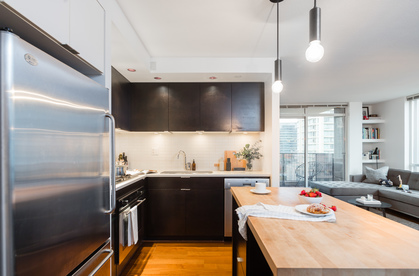 18 at 1305 - 1055 Homer Street, Yaletown, Vancouver West