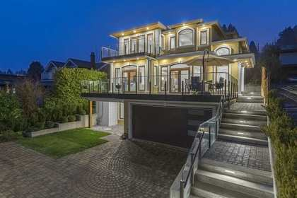 Front Of House at 2341 Mathers Avenue, Dundarave, West Vancouver