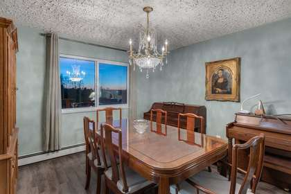 Dining Room at 6060 Marine Drive, Big Bend, Burnaby South
